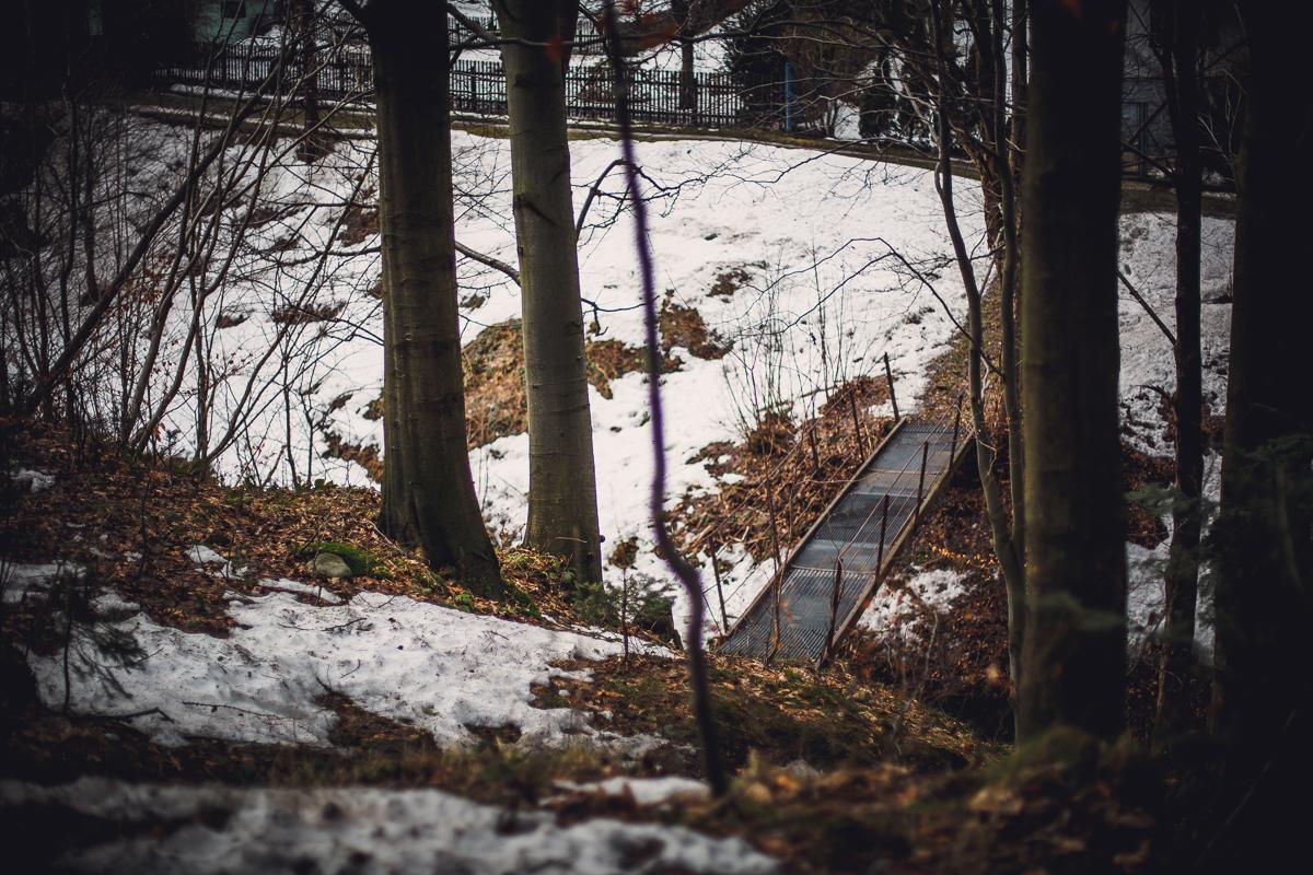 Szczyrk Skrzyczne spacer zielonym szlakiem fotografie-6