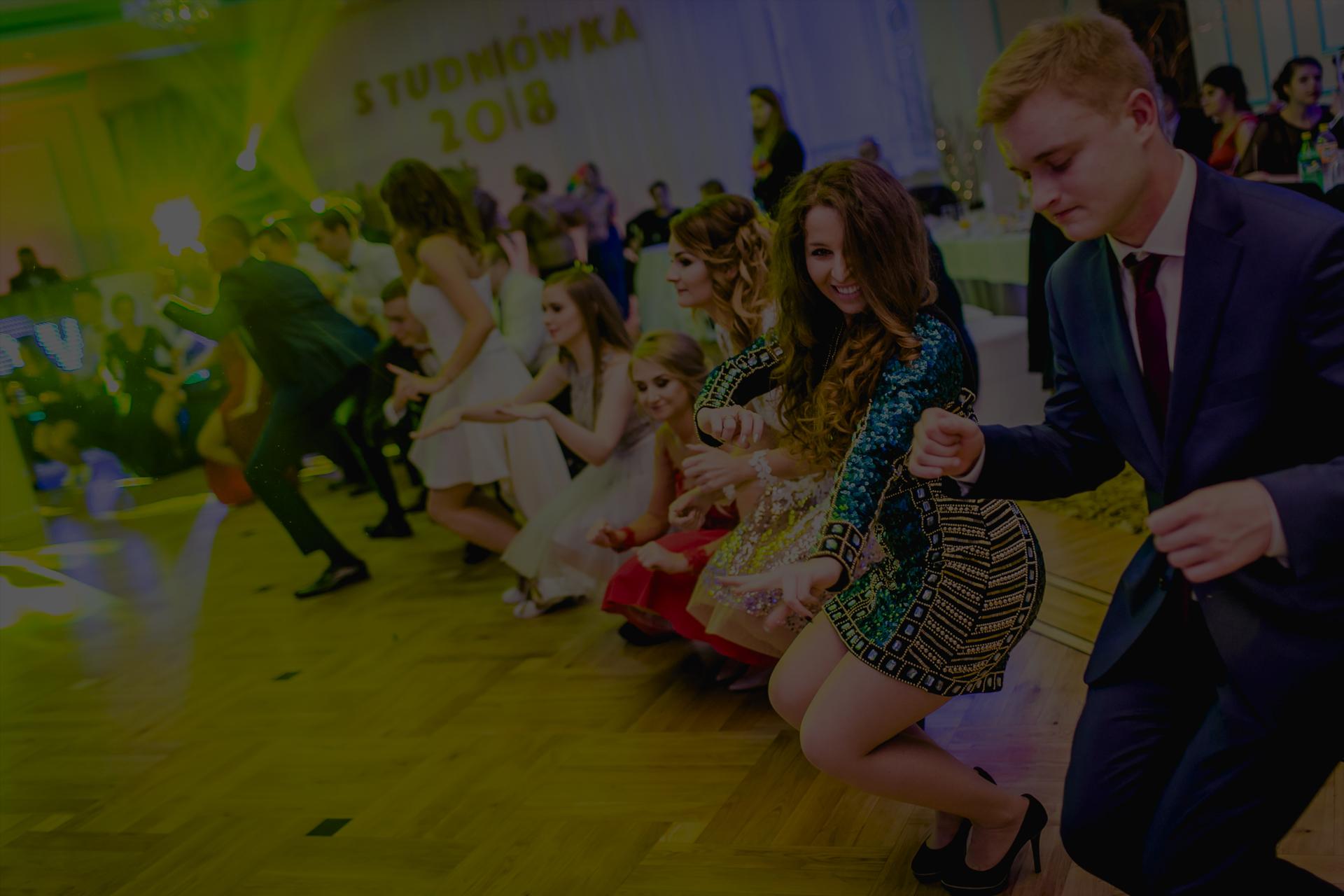 Fotografia studniówkowa