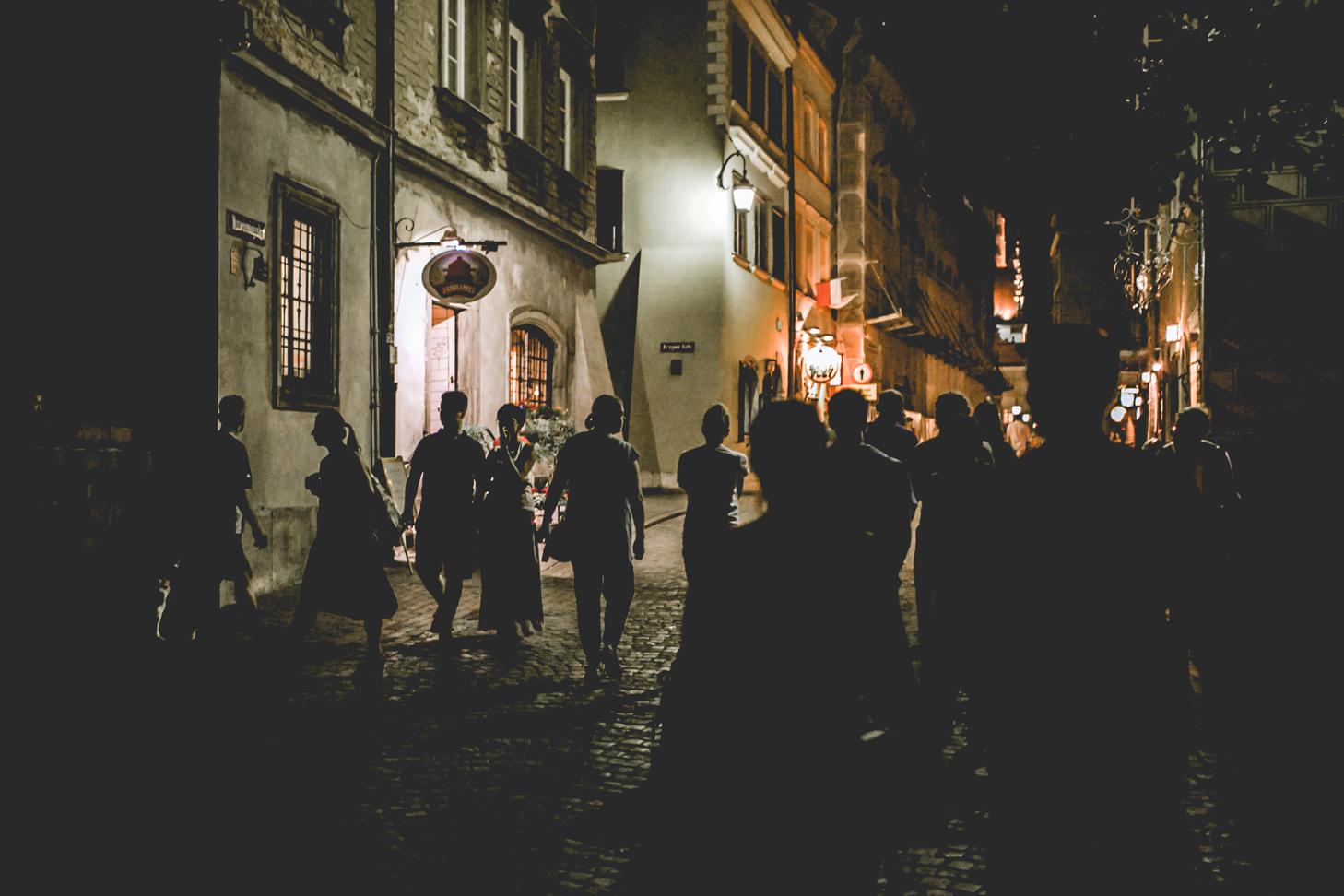 Łukasz Kłosiński Fotograf Warszawa - spacer po starym mieście-1