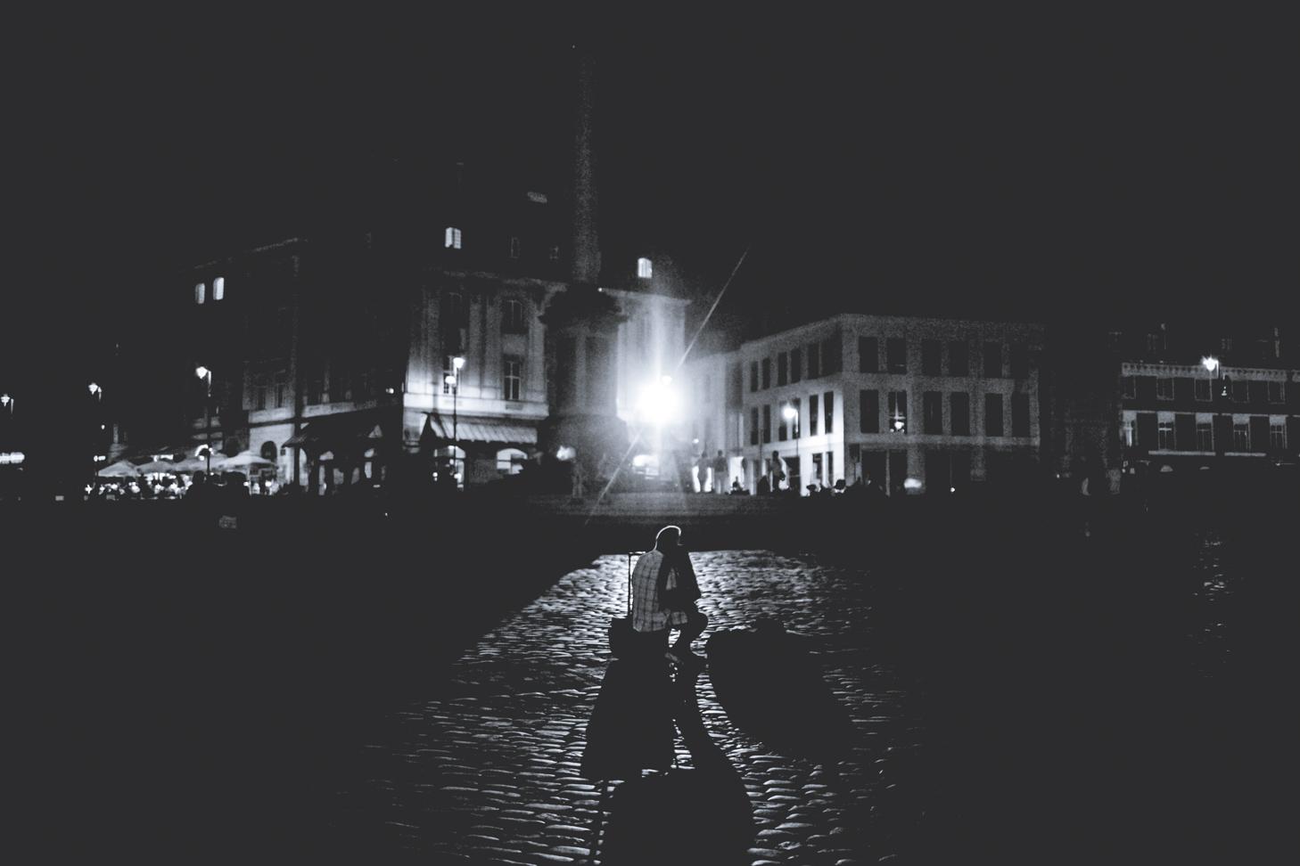 Łukasz Kłosiński Fotograf Warszawa - spacer po starym mieście-12
