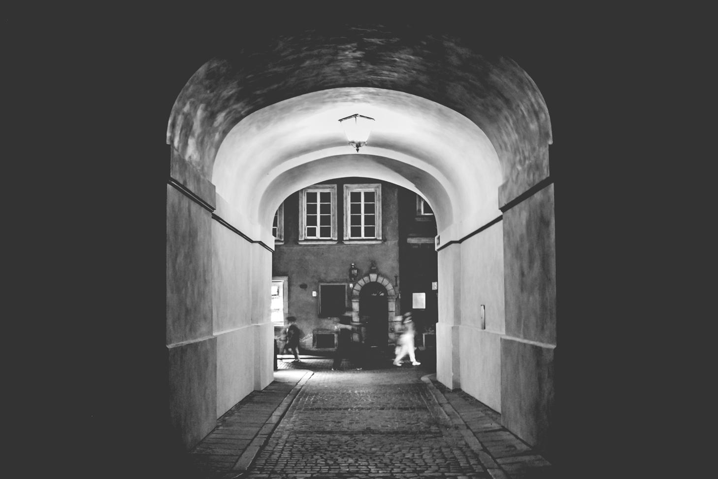 Łukasz Kłosiński Fotograf Warszawa - spacer po starym mieście-8