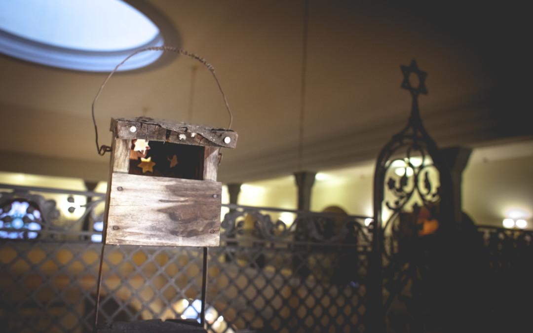 Karmnik w Synagodze pod Białym Bocianem