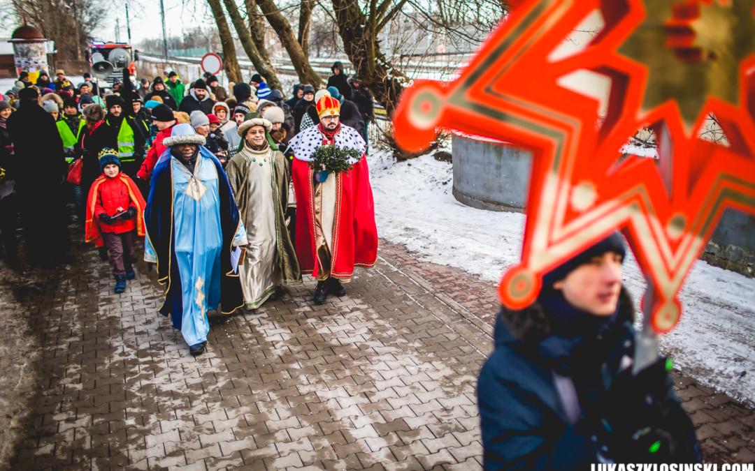 Orszak Trzech Króli 2017 Piastów