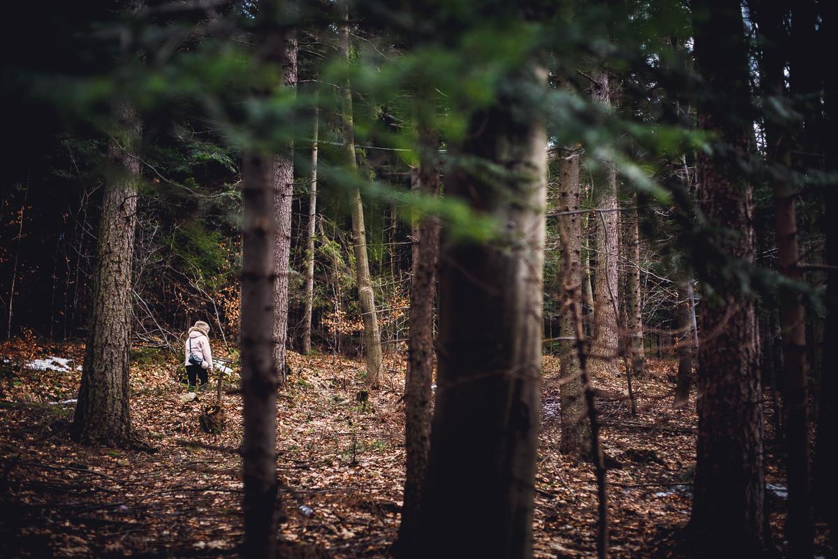 Szczyrk Skrzyczne spacer zielonym szlakiem fotografie-1