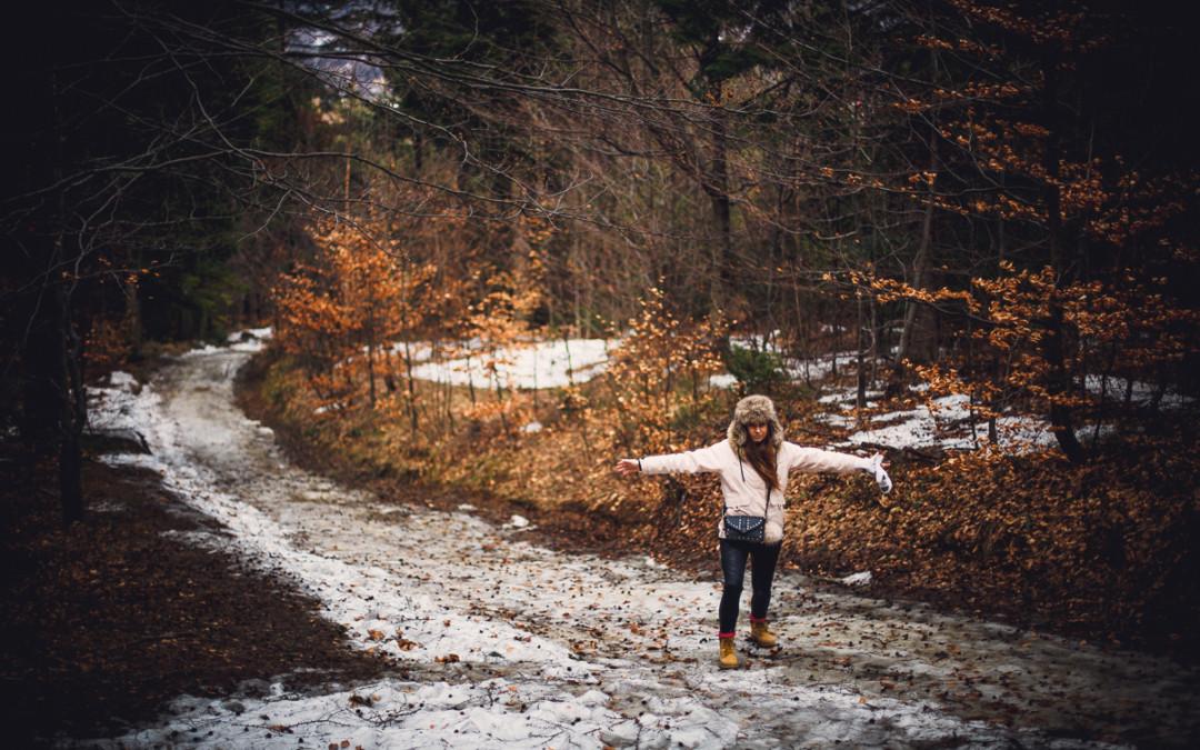 Szczyrk – Skrzyczne zielonym szlakiem