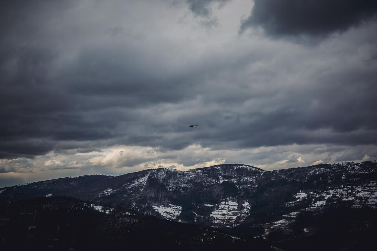 Szczyrk Skrzyczne spacer zielonym szlakiem fotografie-24