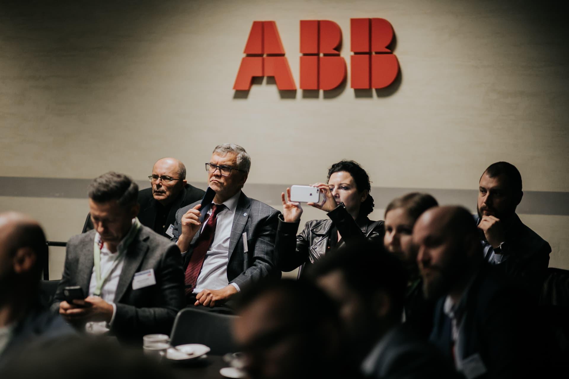Konferencja ABB w Łodzi