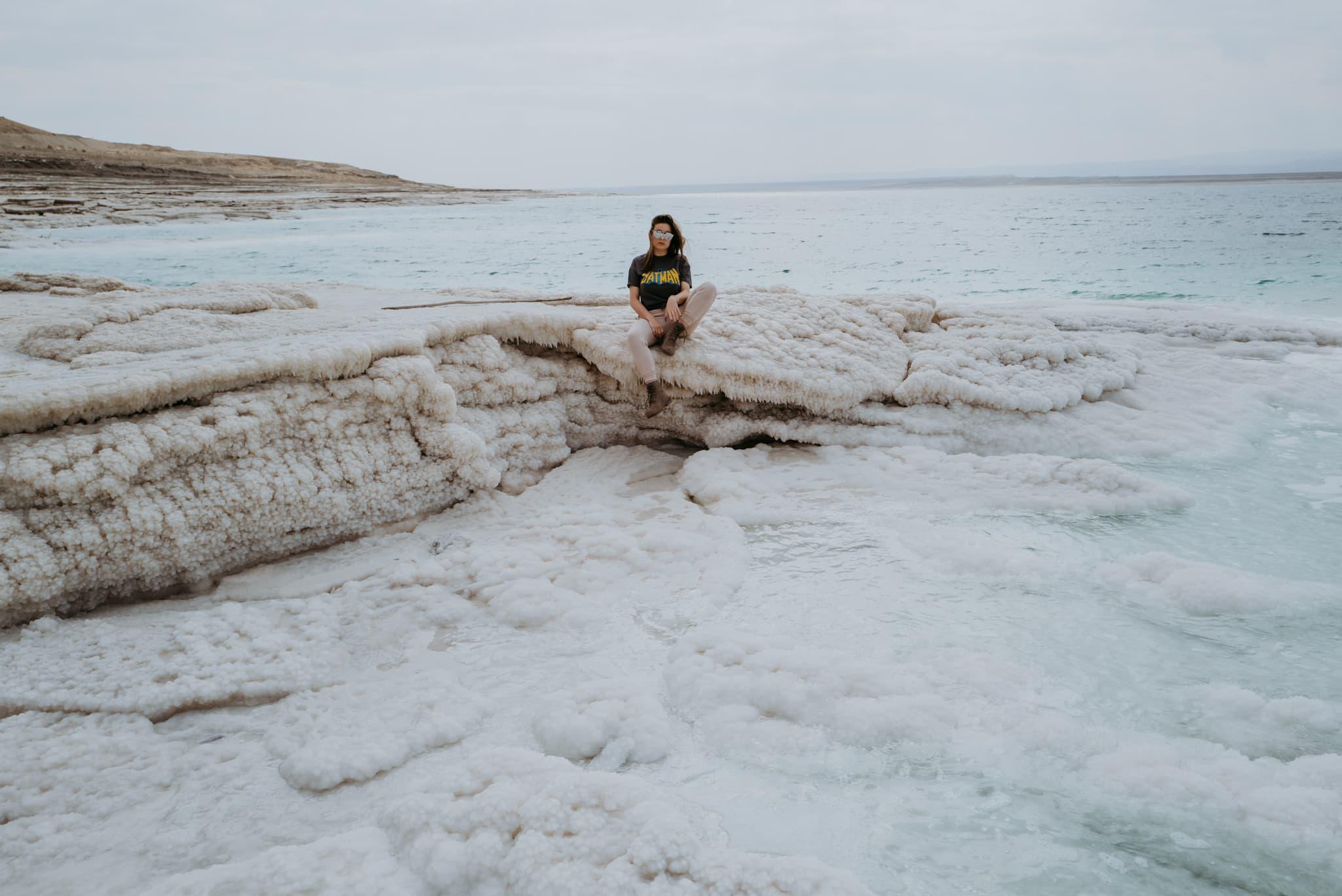 Morze Martwe Dead Sea