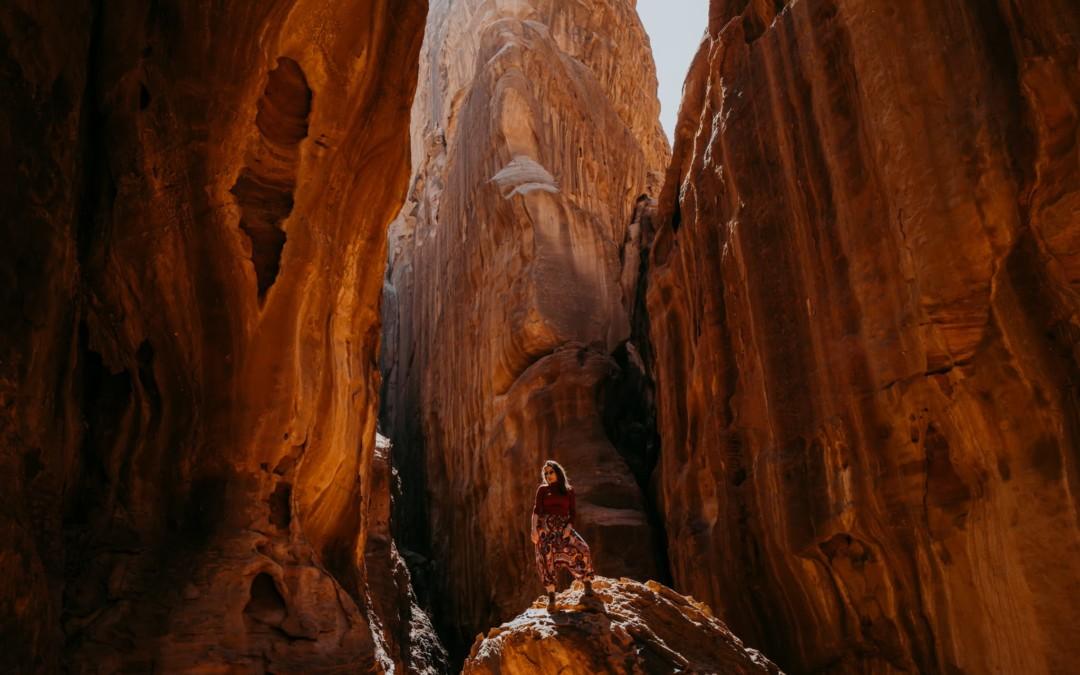 Wadi Rum – Jeep'em przez pustynię